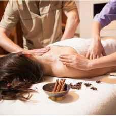 Тайский Slim–массаж в 4 руки