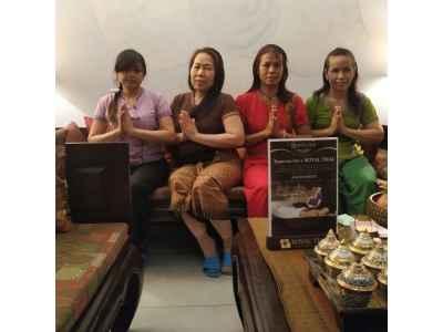 Что такое тайский массаж?
