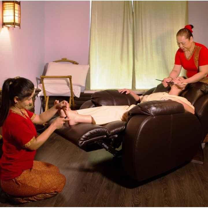 Купить подарочный сертификат на тайский массаж «Нирвана»