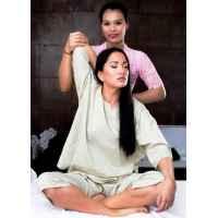 Восточный оздоровительный массаж