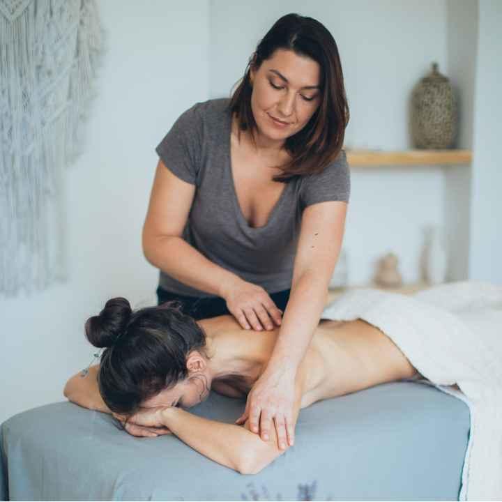 Подарочный сертификат на расслабляющий массаж (действует 1 год)