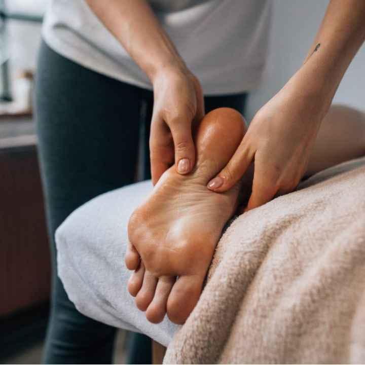 Подарочный сертификат на тайский массаж стоп ног (действует 1 год)