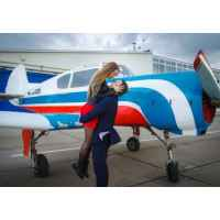 Полёт на небольшом самолёте «Свидание в небе»