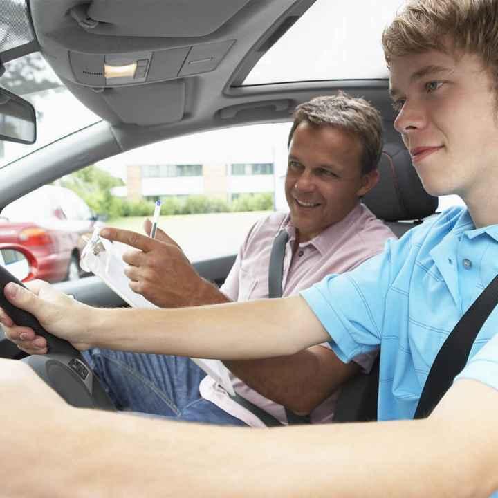 Подарочный сертификат на обучение вождению автомобиля