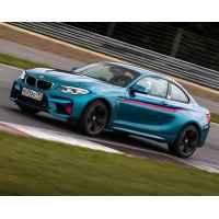 Обучение спортивному вождению BMW-M2