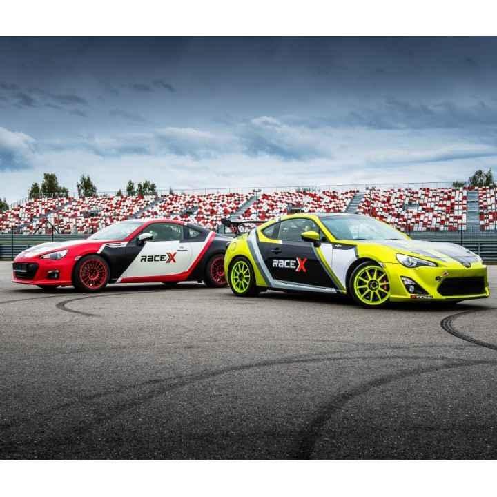 Обучение спортивному вождению на гоночном автомобиле