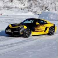 Обучение спортивному вождению Porsche 718