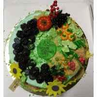 Торт на юбилей 3 кг