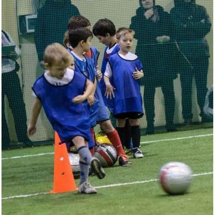 Подарочный сертификат на обучение футболу