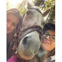 Прогулка на лошади (Митино)