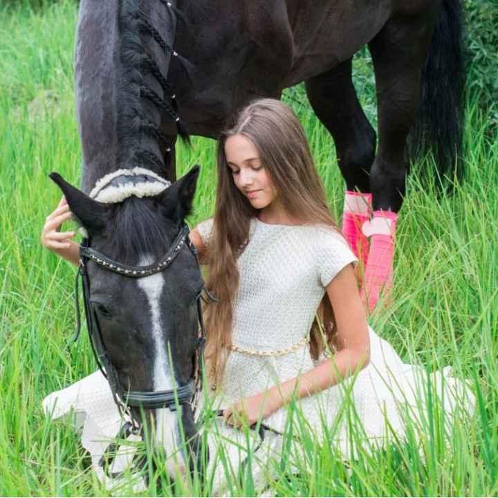 Подарочный сертификат «Фотосессия на лошади» (действует 1 год)