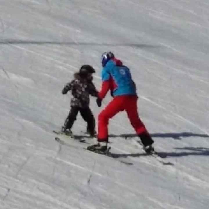 """Подарочный сертификат на обучение горным лыжам """"всё включено"""" (действует 1 год)"""