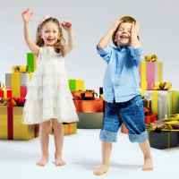 Подарочный сертификат «Для детей»