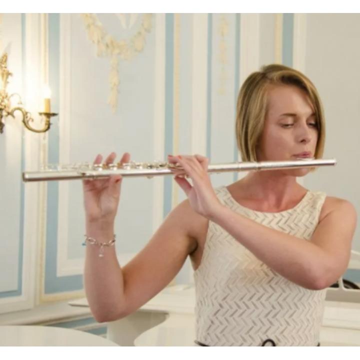 Подарочный сертификат «Обучение игре на флейте»