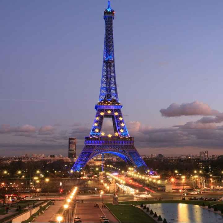 Подарочный сертификат на путешествие во Францию