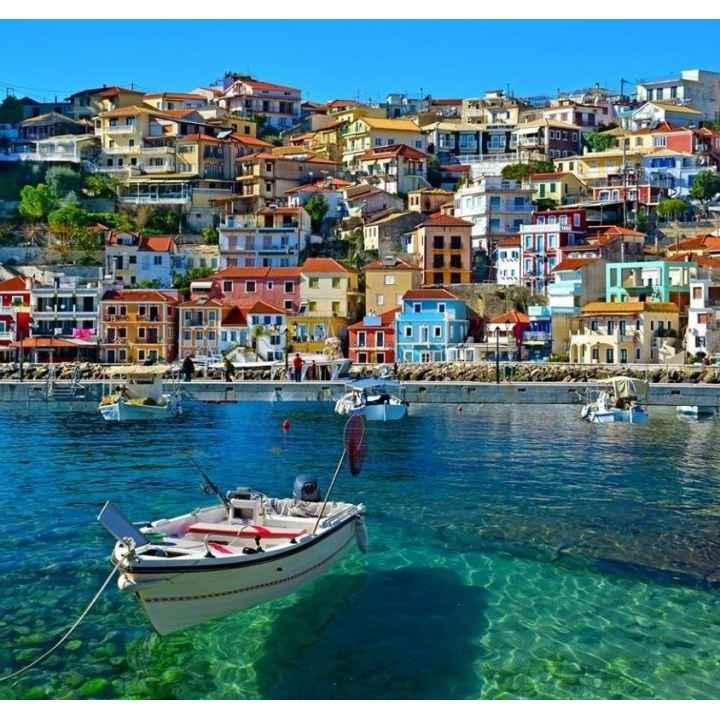 Подарочный сертификат на путешествие в Грецию