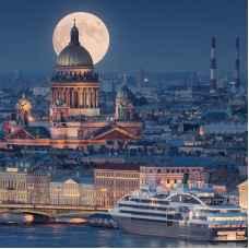 Подарочный сертификат на путешествие в Санкт-Петербург