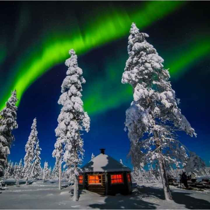 Купить подарочный сертификат на путешествие в Финляндию