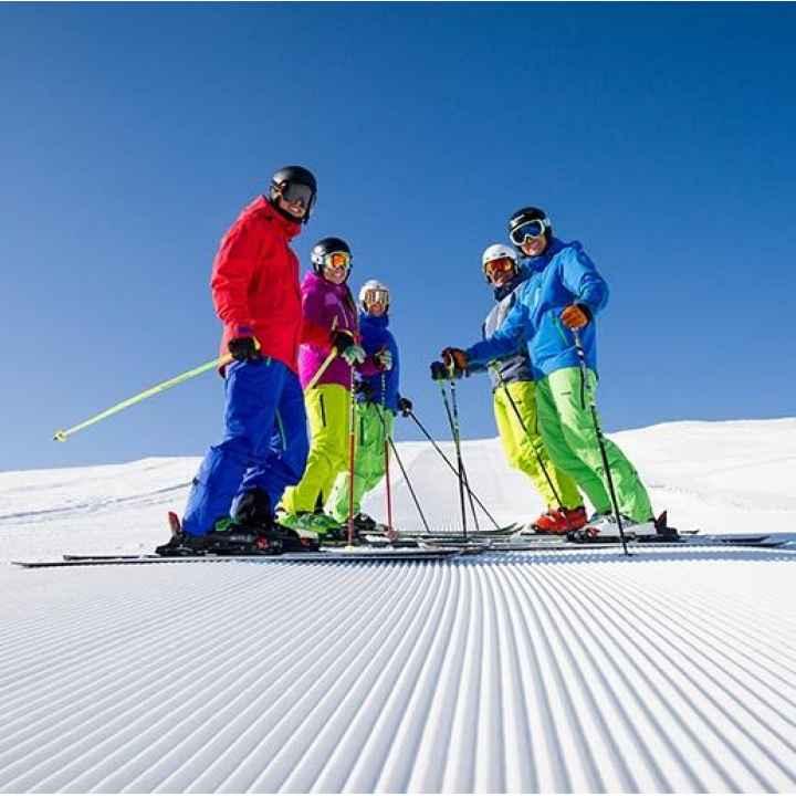 Купить подарочный сертификат на горнолыжный тур