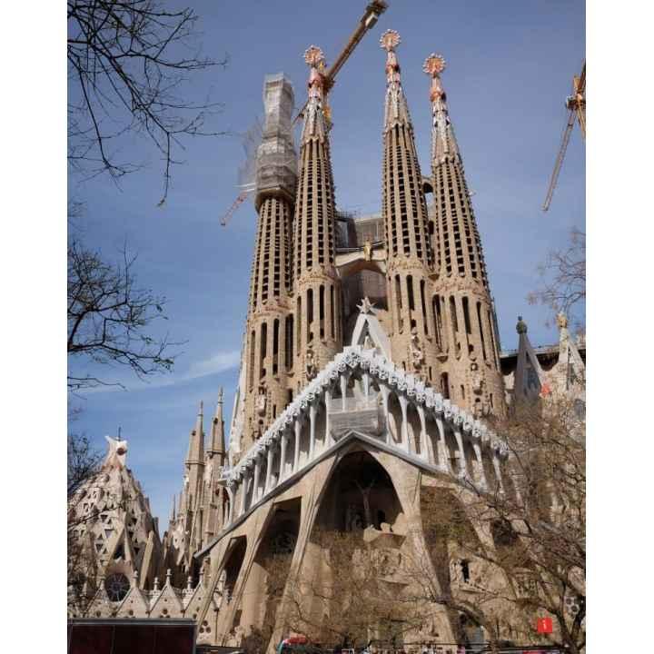 Купить подарочный сертификат на путешествие в Испанию