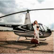 Полет на вертолете Robinson над МКАД 45 минут