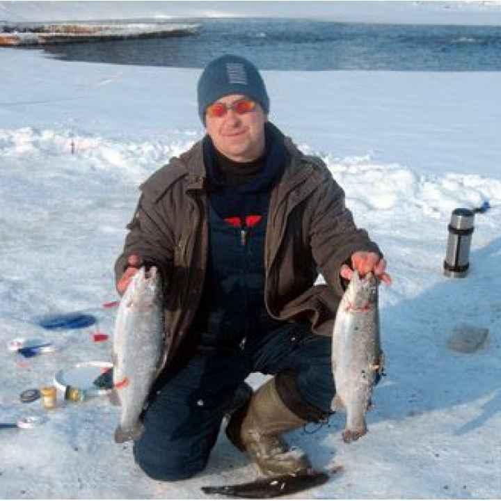 Подарочный сертификат на зимнюю рыбалку в Подмосковье
