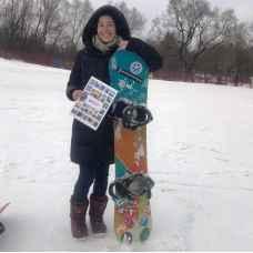 Индивидуальный мастер-класс на сноуборде в Москве
