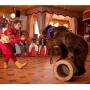 Заказать цирковое шоу с дрессированным медведем