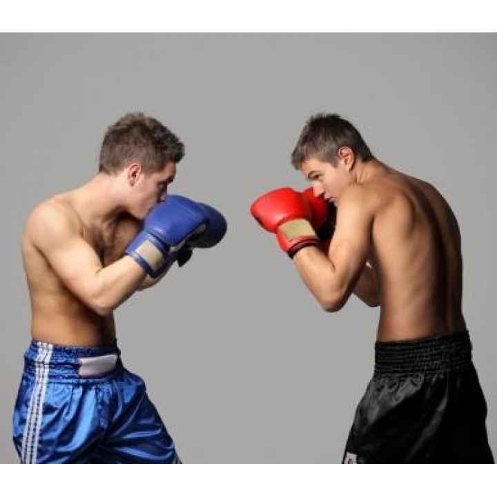 Персональная тренировка по боксу