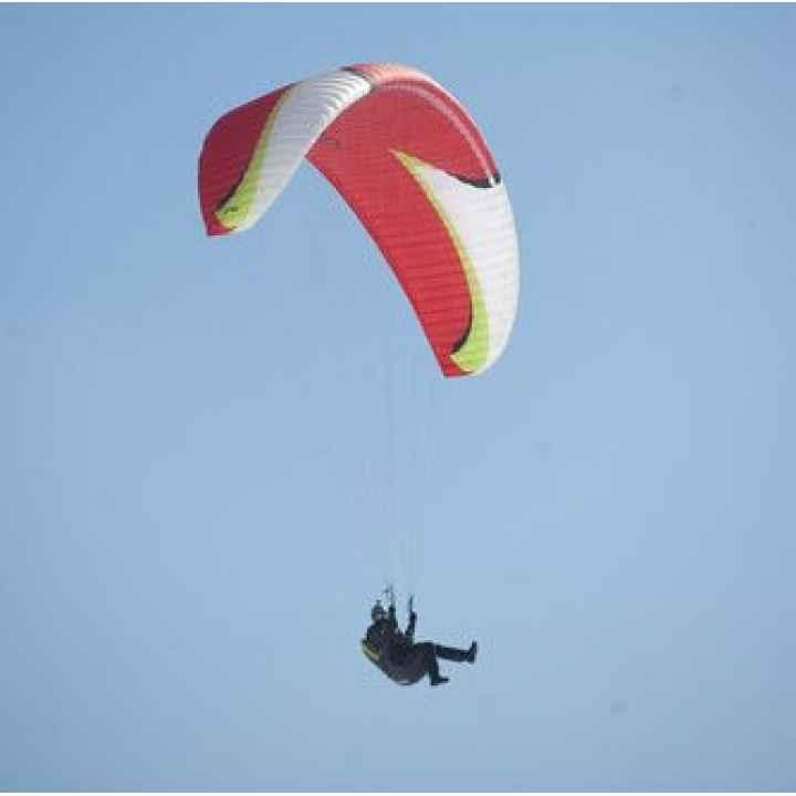Базовый курс обучения полётам на параплане