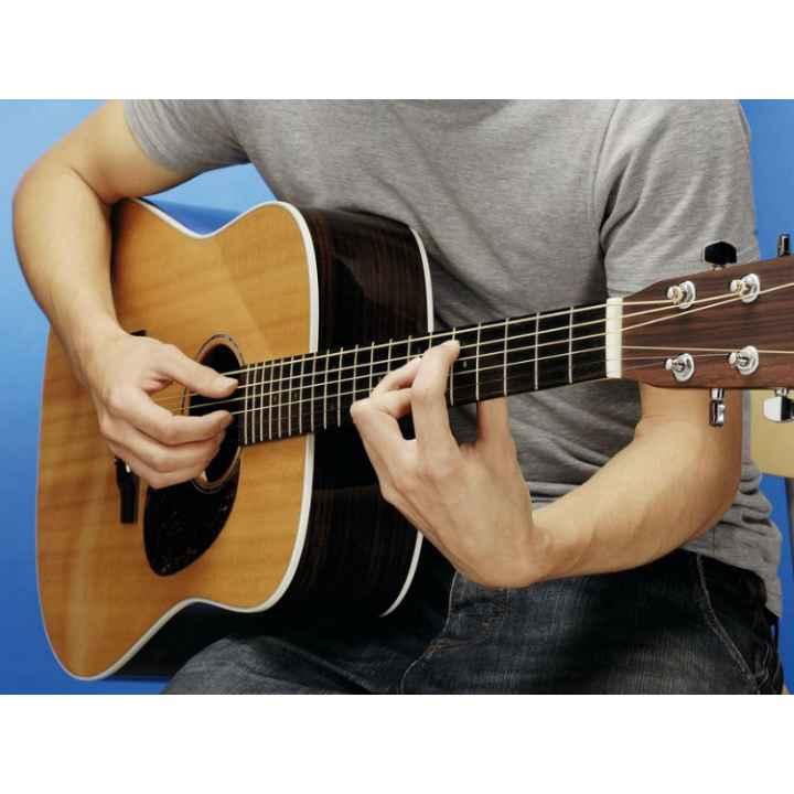 Подарочный сертификат «Обучение игре на гитаре»