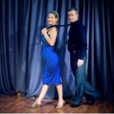 1 месяц обучения аргентинскому танго в центре Москвы