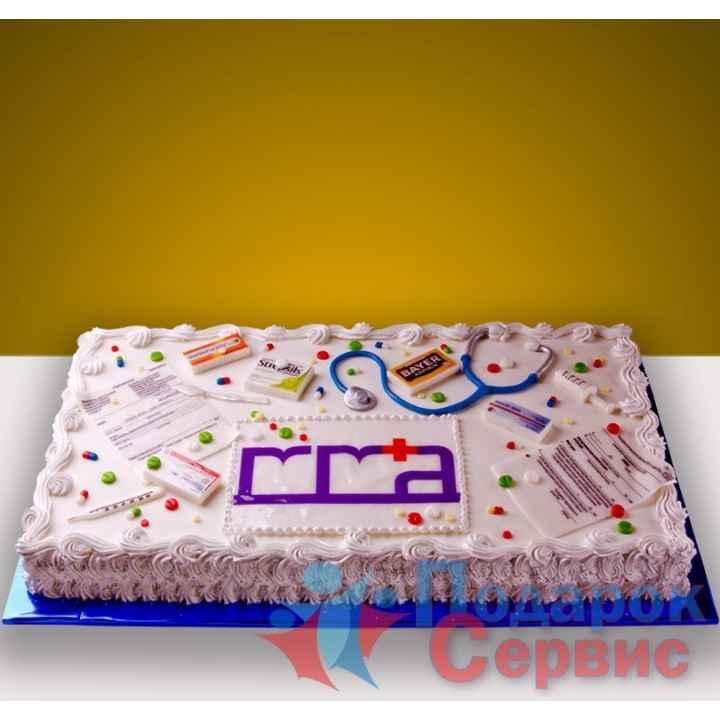 Торт на заказ 108