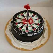Торт на заказ 2 кг
