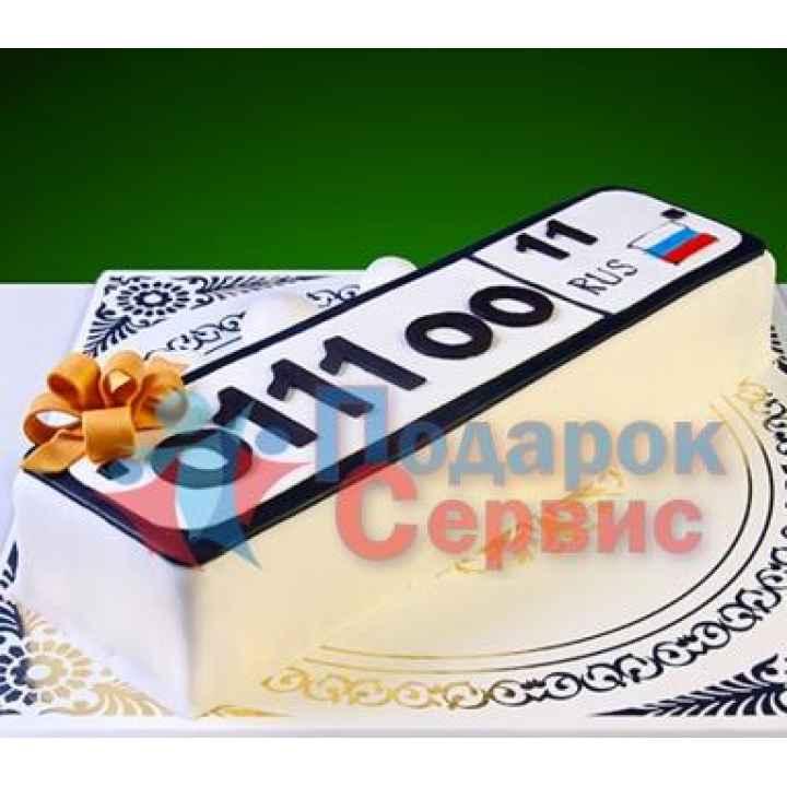 Торт на заказ 857