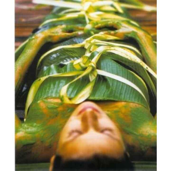 Купить подарочный сертификат на обертывание листовыми водорослями