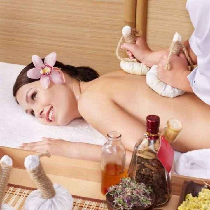 Комплекс тайского массажа «Королевское блаженство». Подарочный сертификат