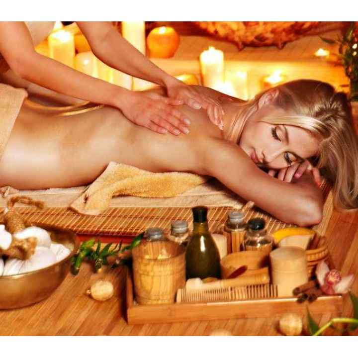 Тайский массаж «Наслаждение жизнью». Подарочный сертификат
