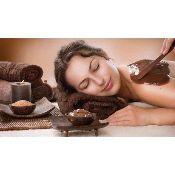 Тайский шоколадный Spa-массаж в Москве