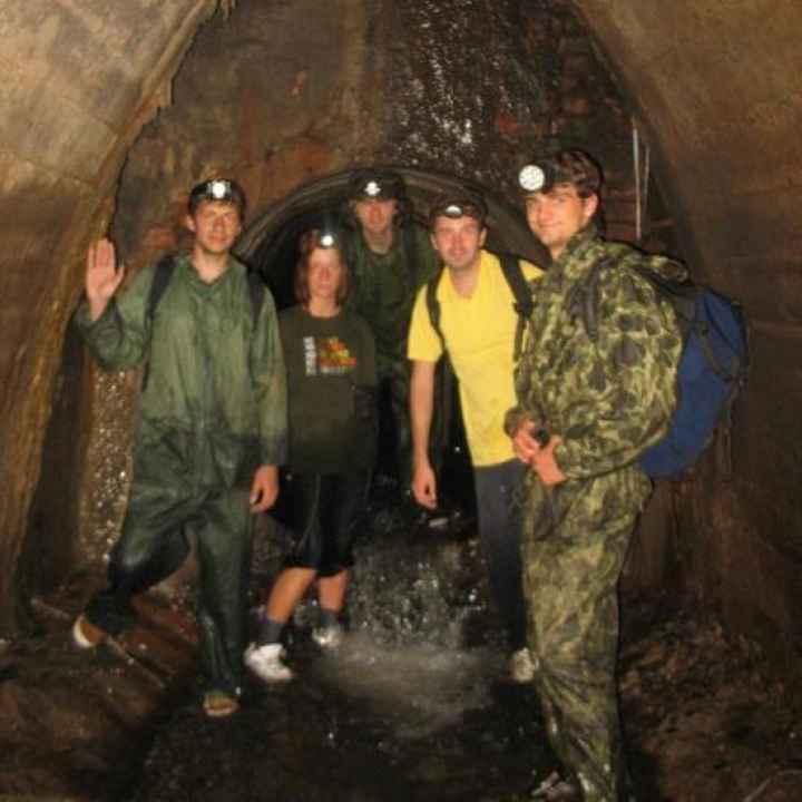 Экскурсия в московские подземелья