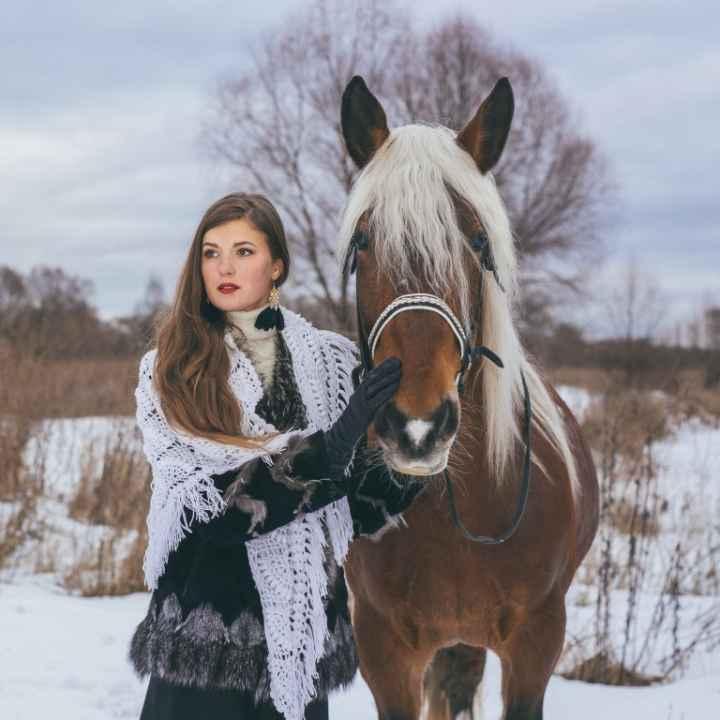 Подарочный сертификат «Фотосессия на лошади»