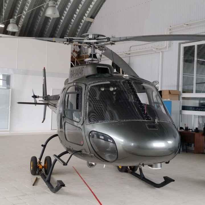 Драйв на вертолете Eurocopter AS