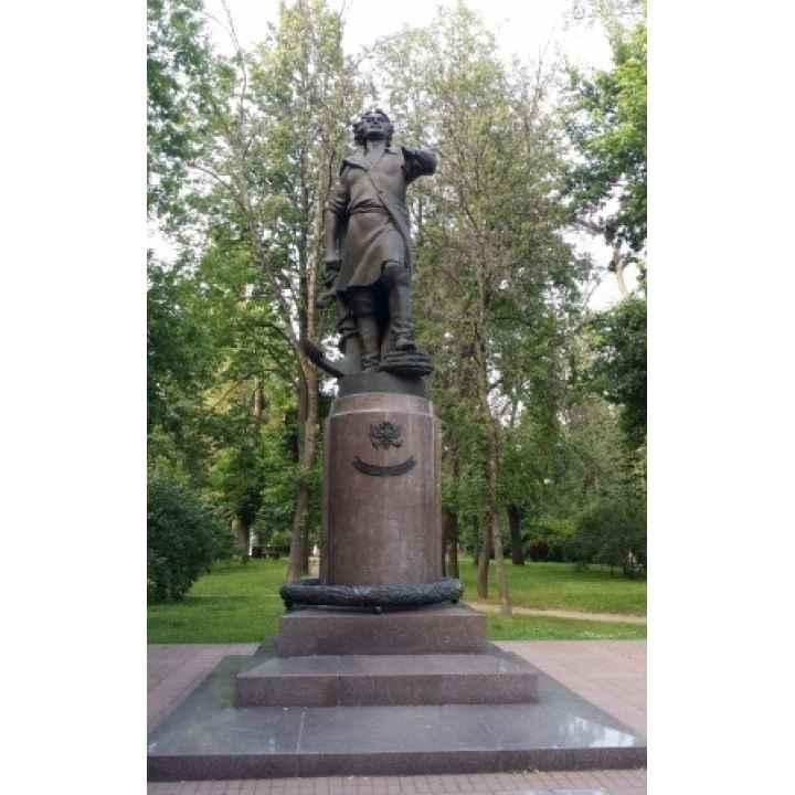 Экскурсия «Юность Российской Империи»