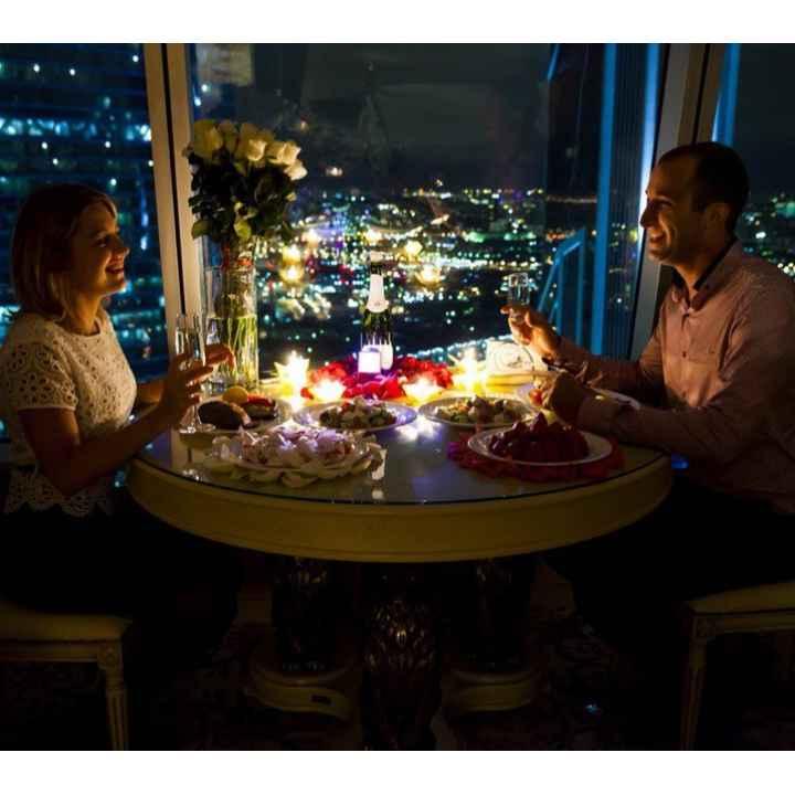 Романтическая ночь на небоскребе в полулюксе Москва-Сити