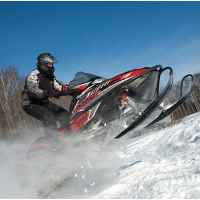 Сафари на cнегоходе