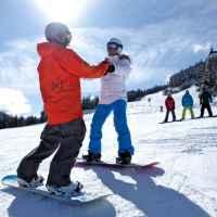 Индивидуальный мастер-класс на сноуборде в будни