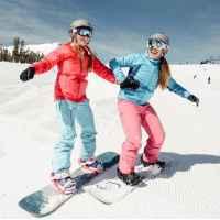 Индивидуальный мастер-класс на сноуборде в выходные
