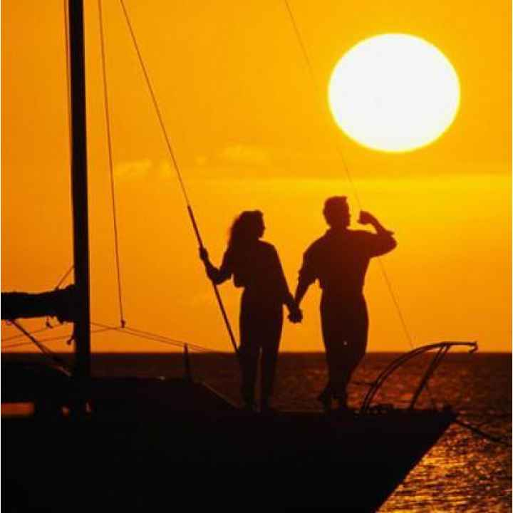 Аренда парусной яхты для двоих