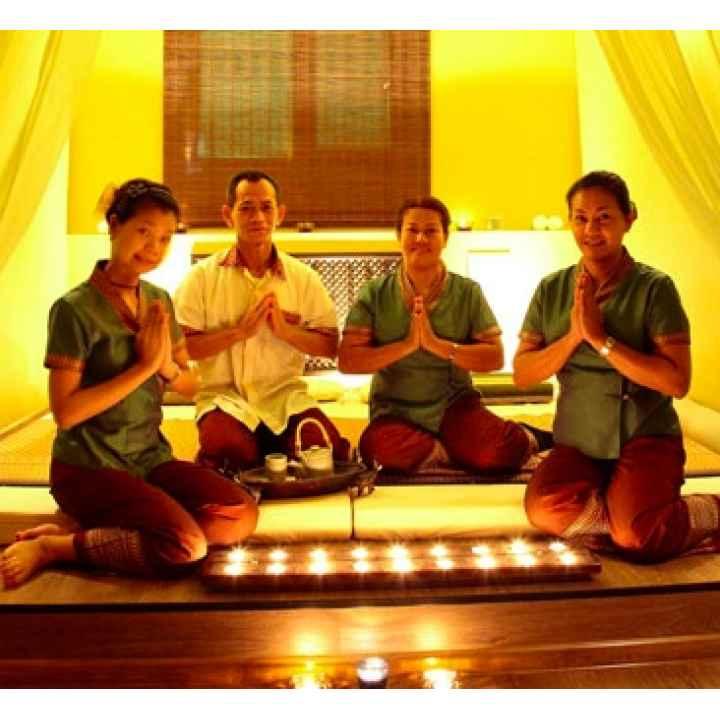 Подарочный сертификат «Премиум тайский массаж» (действует 1 год)