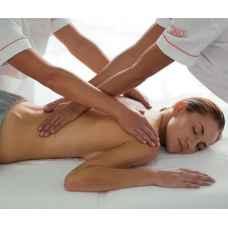 Тайский Арома Stone - массаж в 4 руки